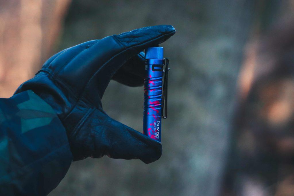 Olight i5UV EOS - UV Taschenlampe