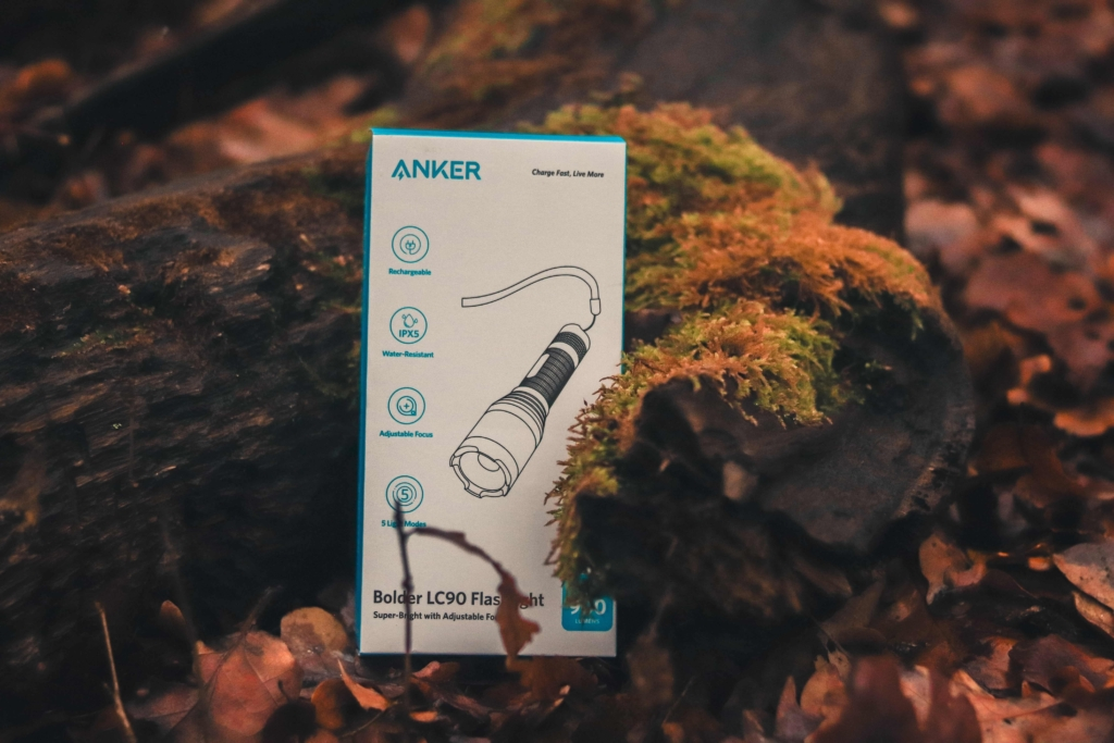 Anker LC90 Verpackung