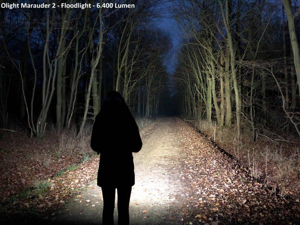 6.400 Lumen - Floodlight