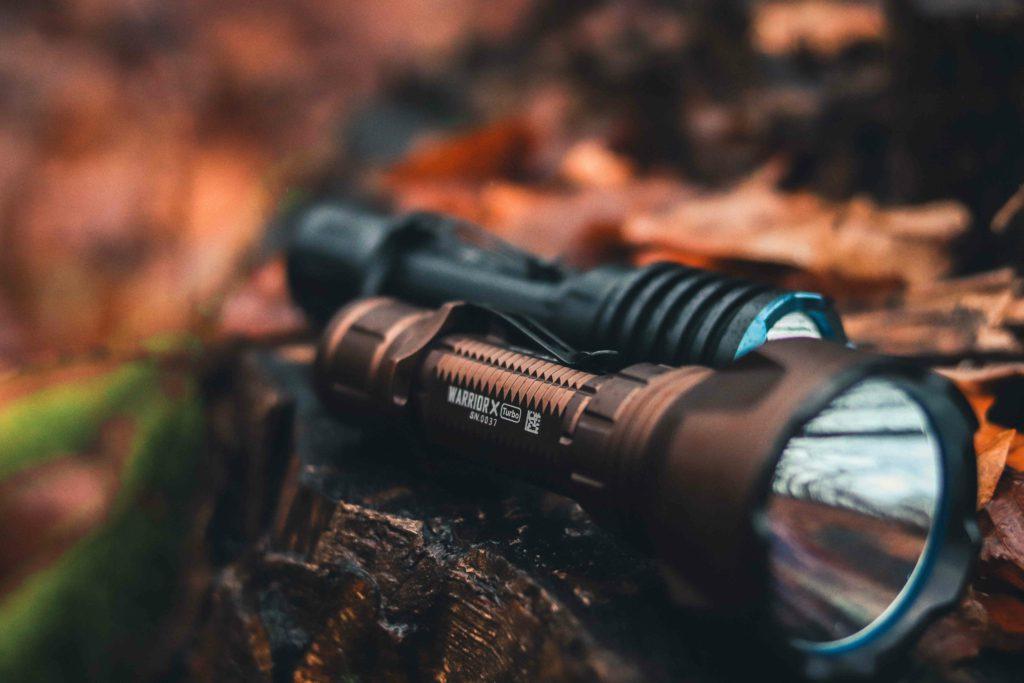 Olight Warrior X Turbo Lampenkörper