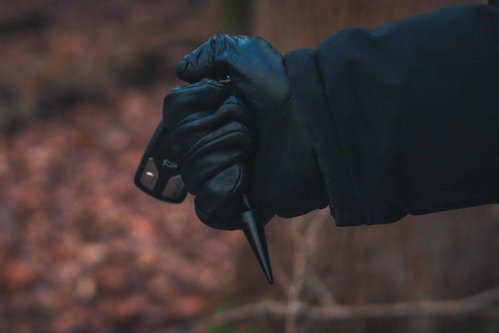 Kubotan Griff Kubotan Legale Waffen zur Selbstverteidigung