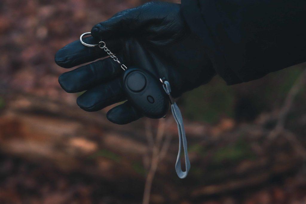 Taschenalarm Legale Waffen zur Selbstverteidigung